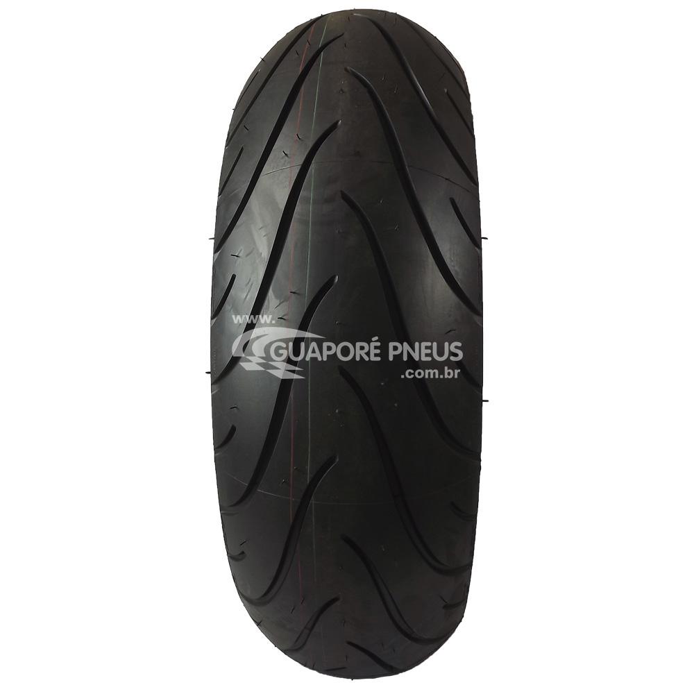 Pneu 160/60R17 Michelin Pilot Road 2 2CT 69W Moto Kawasaki Ninja, Yamaha FZR (Traseiro)
