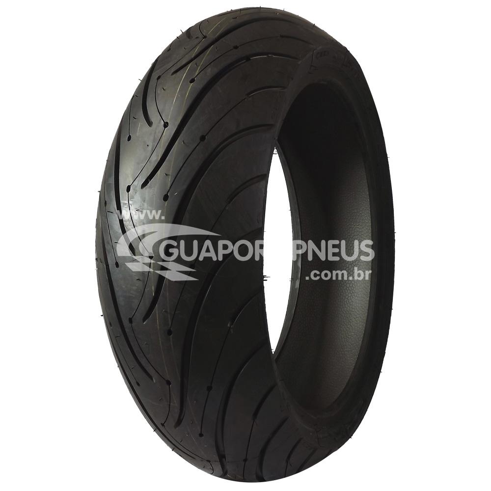 Pneu 160/60R17 Michelin Pilot Road 3 2CT 69W Moto Ninja, Yamaha (Traseiro)
