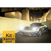 Kit Xenon 8000k H1 H3 H7 H8 H11 HB3 HB4 H27 Frete Gr�tis