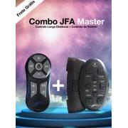 Controle Jfa Combo Master Longa Distancia + Frete Gr�tis