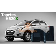Tapete Carpete Personalizado Hb20x 5 Pe�as