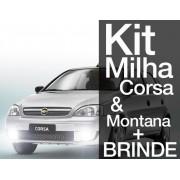 Kit Milha Corsa Montana Meriva 2003 at� 2010