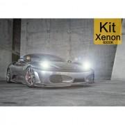 Kit Xenon 6000k H1 H3 H7 H8 H11 HB3 HB4 H27 Frete Gr�tis