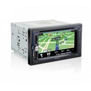 Central Multim�dia 2 Din Class DVD GPS USB SD Multilaser P3173
