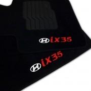 Tapete Carpete Personalizado Logo Bordada IX 35 2011 até 2014