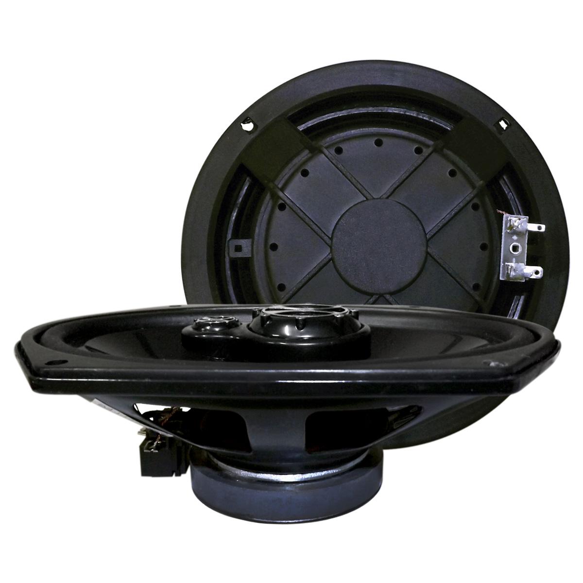 Kit Alto Falante Similiar ao Original Parati 4 Portas G2 G3 G4  #4C567F 1200x1200 Balança De Banheiro Falante