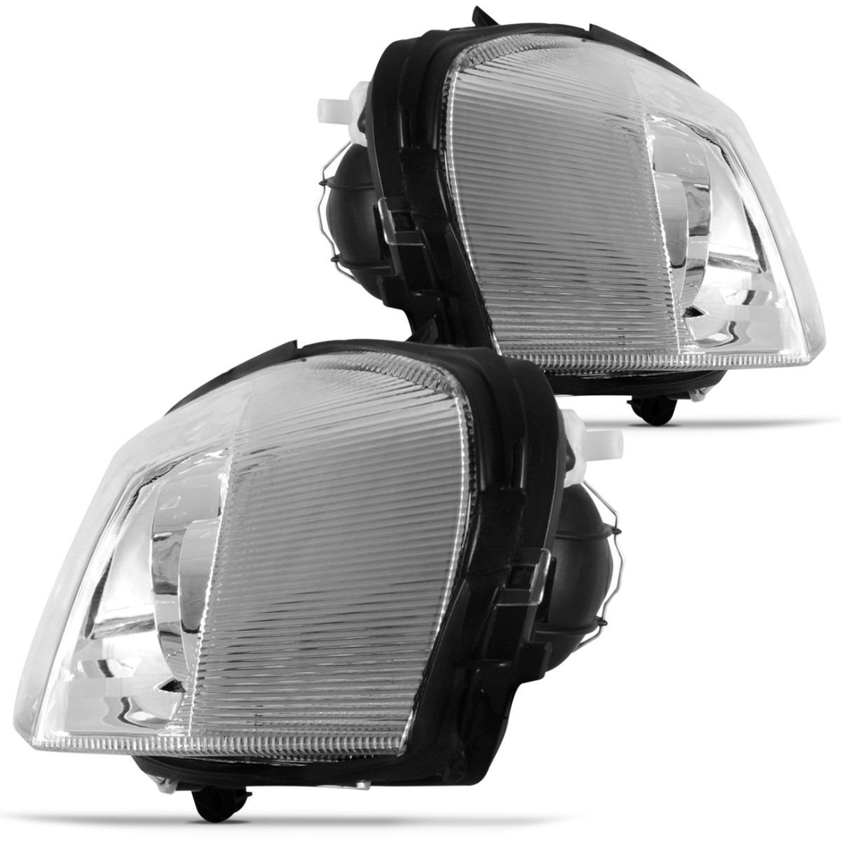 Par Farol Astra Hatch Sedan 03 04 05 06 A 2012 Foco Duplo