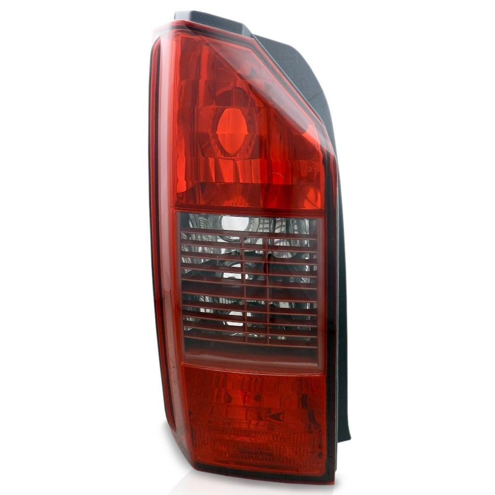 Lanterna Traseira Idea 04 05 06 07 08 09 10 Bicolor Ré Cristal