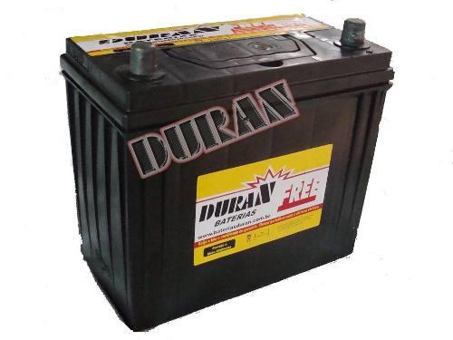 Bateria Automotiva Duran 50ah 12v Selada