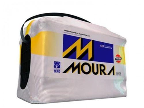 Bateria Automotiva Moura  60ah 12v Inteligente Selada 60gx