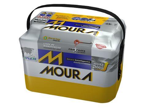Bateria Automotiva Moura 75ah 12v Inteligente Selada 75ld