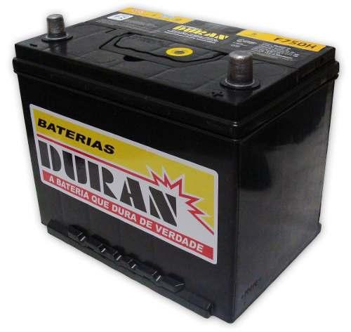 Bateria Automotiva Duran 75ah 12v Selada