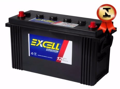 Bateria Automotiva Excell 140ah 12v - Toyota Bandeirantes