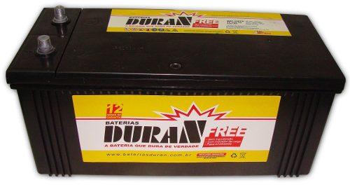 Bateria Automotiva Duran 150ah 12v Selada