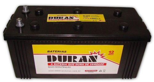Bateria Automotiva Duran 150ah 12v