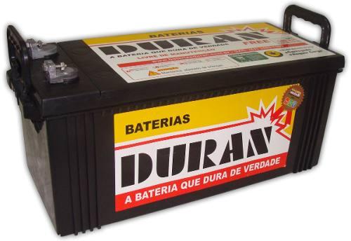 Bateria Duran Estacionária Selada 180ah 12v