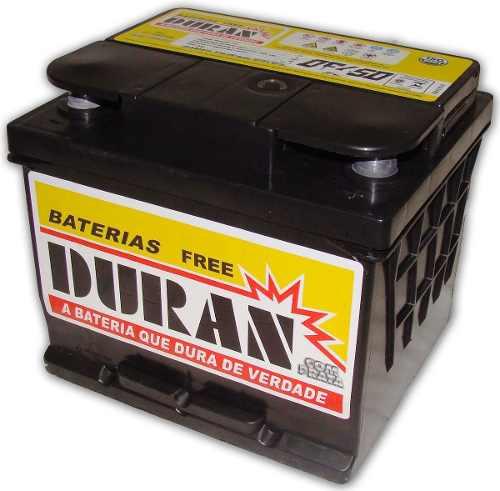Bateria Automotiva Duran 45ah 12v Selada