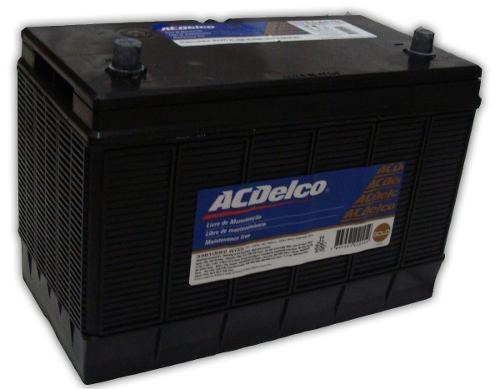 Bateria Automotiva Ac Delco 100ah 12v Selada