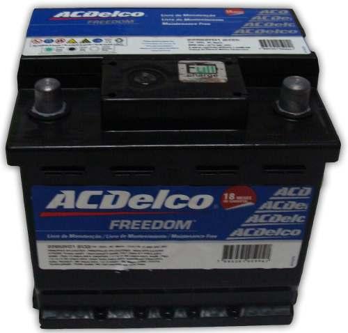 Bateria Automotiva Ac Delco 50ah 12v