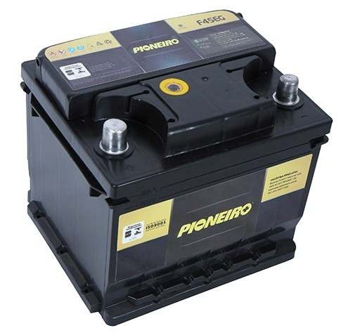 Bateria Carro Pioneiro 48ah 12v Selada 18 Meses Garantia