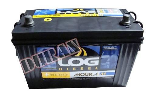 Bateria Automotiva Moura 100ah 12v Inteligente Selada
