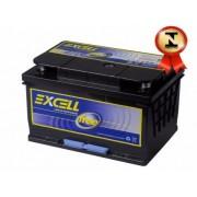Bateria Automotiva Selada Excell 60ah 12v