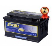 Bateria Automotiva Selada Excell 70ah 12v