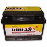 Bateria Automotiva Duran 60ah 12v