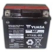 Bateria Moto Yuasa Ytx5l-bs Titan 125 Es Biz 100 Es Bros Cg