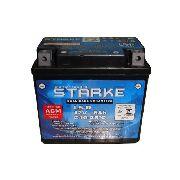 Bateria Moto Starke Ytx5-lbs 5ah 12v Cg125 Ttr230 Nxr Pop