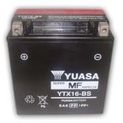 Bateria de Moto Yuasa Ytx16-bs 14ah 12v Selada