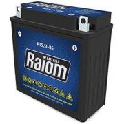 Bateria de Moto Raiom Rt5,5l-bs 5,5ah 12v Selada