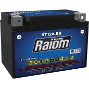 Bateria de Moto Raiom Yt12a-bs 9,5ah 12v Selada (Rt12a-bs)