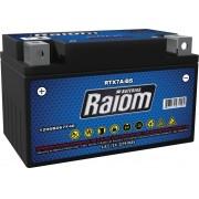 Bateria de Moto Raiom Ytx7a-bs 6ah 12v Selada (Rtx7a-bs)