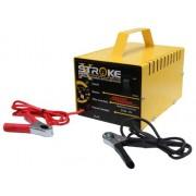 Carregador de Bateria Stroke Power 10ah 12v Inteligente com Led