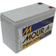 Bateria Selada Moura 9ah 12v Tecnologia Vrla / Agm