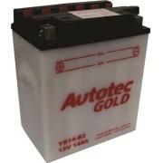 Bateria de Moto Autotec Yb14-b2 14ah 12v