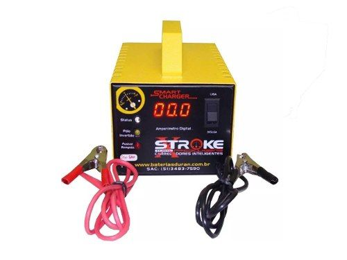 Kit 2 Bateria Freedom Df500 40ah Carregador 5ah 24v Nobreak