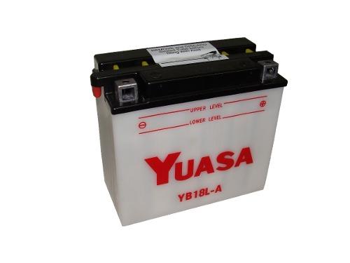 Bateria de Moto Yuasa Yb18l-a 18ah 12v