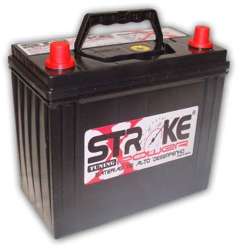 Bateria de Som Stroke Power 60ah/hora e 430ah/pico Selada