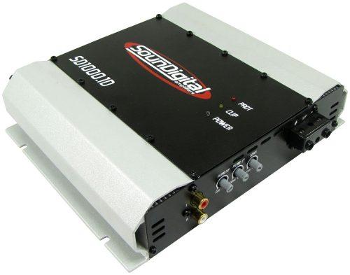 Módulo Amplificador Soundigital Sd1000w + Cabo Rca 5m
