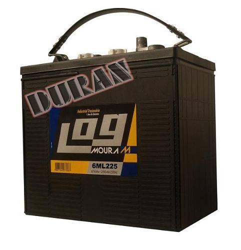 Bateria Tracionária Moura 6ml225 225ah Empilhadeiras