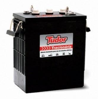 Bateria Tracionária Tudor 335ah 6v