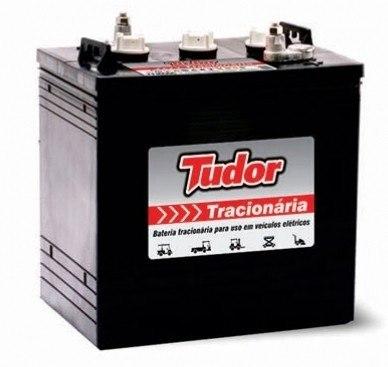 Bateria Tracionária Tudor 225ah 6v
