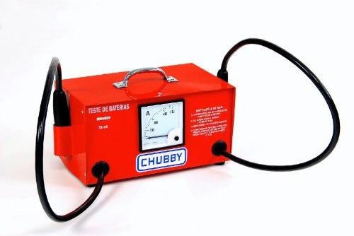 Testador De Bateria Tr-96 Chubby Análise Da Bateria Portátil