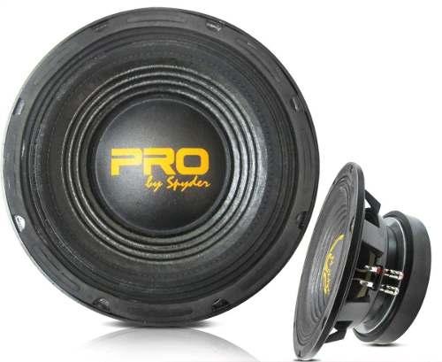 Subwoofer Spyder Pro 12  800w Rms 4ohms/8ohms Nf + Brinde.