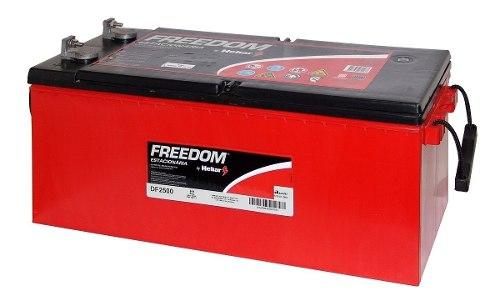 Bateria Estacionária Freedom Df2500 165ah 12v