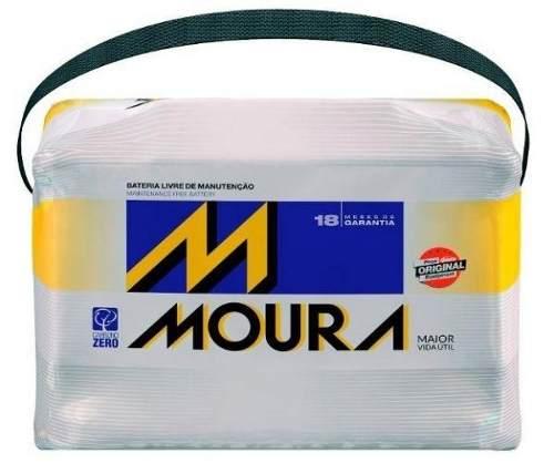 Bateria Automotiva Moura 48ah 12v Inteligente Selada