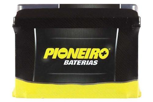 Bateria Automotiva Pioneiro 60ah 12v