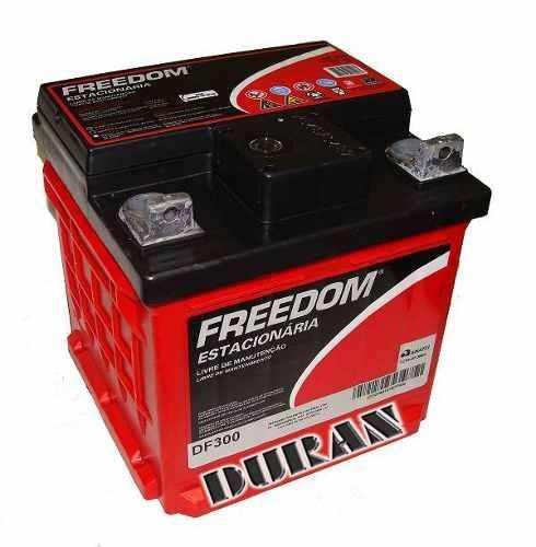 Bateria Estacionária Freedom Df300 30ah 12v